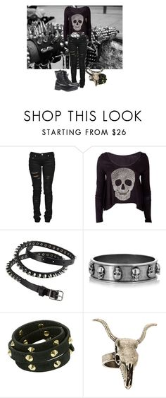 """""""~53"""" by deviousinstinct ❤ liked on Polyvore featuring Denim of Virtue, Alexander McQueen, CC SKYE, Mixology NYC and Ash"""