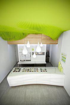 Froyo Yogurteria / Ahylo Studi - awesome interior