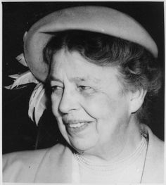 """This Sunday we honor the social, economic and political achievements of women. Happy International Women's Day! #MakeItHappen  """"You gain strength, courage, and confidence by every experience in which you really stop to look fear in the face. You must do the thing which you think you cannot do."""" -- Eleanor Roosevelt"""