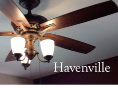 22 best ceiling fans images on pinterest bronze ceiling fan home depot ceiling fans hampton bay ceiling fan review 52 havenville by hampton aloadofball Choice Image