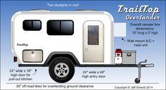 """""""TrailTop"""" modular trailer topper building components - Page 17 - Expedition Portal"""