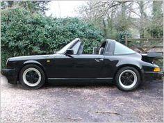 Porsche 911 SC Targa Black - My lifetime favorite - remember having it posted up in my locker as a schoolgirl!