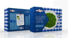 Packaging of the World: Creative Package Design Archive and Gallery: Birds Eye Frozen Vegetabes (Student Work)