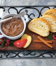 Apple Butter - Simple recipe to make in the slow cooker