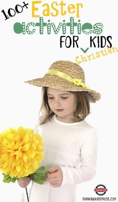 100 Easter Activities for Kids - Check out this list of Christian activities to share with your children to celebrate the Resurrection all year long! Easter Puzzles, Easter Activities For Kids, Bible Crafts For Kids, Spring Activities, Family Activities, Christian Kids Crafts, Christian Easter, Easter Snacks, Easter Story