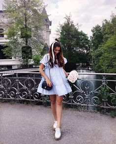 "16.2k Likes, 302 Comments - Milena Karl (@milenalesecret) on Instagram: ""being girly #ootd #hh"""