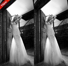 2014 New Autumn Wedding Dresses Mermaid Appliques Sweetheart Sexy Wedding dress High quality Famous Designer Free shipping