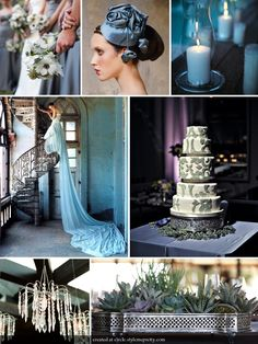 the dress and the stairs... *swoon*