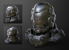 Hard Surface 3D Modeling for Production