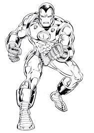 Dibujos de superheroes para colorear  Dibujos para colorear