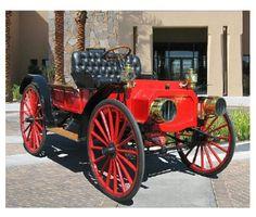 1910 International Harvester Truck.....solid....