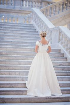 The Perfect Dress: Our Bride Anna