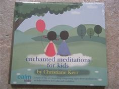 Enchanted Meditations for Kids By Christiane Kerr This CD can be used at home with your children or as a teaching resource. The meditations are preceded by a relaxation exercise which can be used separately or they can run together as one track. Relaxation Exercises, Your Child, Enchanted, Children, Kids, Meditation, Track, Teaching, Boys