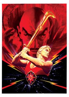 alex-ross-flash-gordon.jpg - the link has a lot more great Alex Ross pieces.
