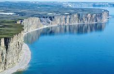 Ungava Bay Beauty: Akpatok Island, Nunavik, Quebec