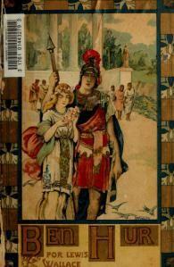 Lewis Wallace – Ben Hur, edición española de 1876