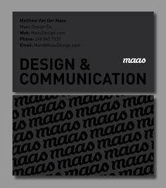 Maas branding