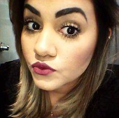 Slim Pencil for Lips Burgundy no Beauty Team da NYX do parque Shopping Maceió
