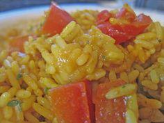 Curry - Bananen - Reis Salat