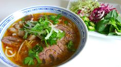 [Vietnamese] Hue-style Spicy Beef Noodle Soup – BÚN BÒ HUẾ