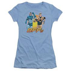 Jla - Booster Beetle Bff Junior T-Shirt