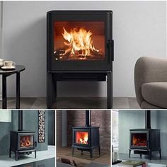 Hergom E-40 and E-30 Ecodesign Woodburner Full Cast Iron Body and White Cast iron internals . Clean burn with Powerful heat #hergom #castironstove #woodburningstove #woodburnerwarehouse #ecodesign.  #Repost @woodburner_warehouse with @get_repost Best Wood Burning Stove, Cast Iron Stove, Full Cast, Insta Posts, Warehouse, Home Appliances, House Appliances, Cast Iron Frying Pan, Appliances