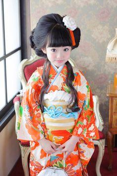 7-61陽(よう) Japanese Costume, Japanese Kimono, Japanese Kids, Japanese School Uniform, Eevee Evolutions, Yukata, Japan Fashion, All About Fashion, Costumes For Women