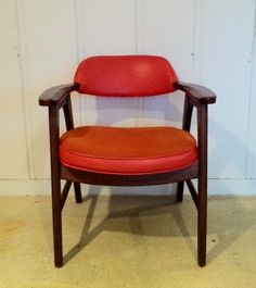 Mid Century Chair by BarefootDwelling