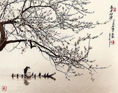 essas imagens orientais exercem um magnetismo em mim... Don Hong-Oai.