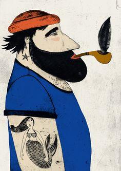 Matthew The Fisherman | Illustrators