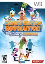 DanceDance Revolution Disney Grooves