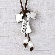 Blessed Necklace   #necklace #jewelry #cowgirljewelry  http://www.islandcowgirl.com/