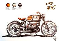 CRD#65BMW R100 - CRD Motorcycles