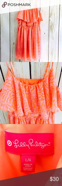 *Final Price*Lilly Pulitzer Dress Lilly Pulitzer Dress NWOT *Final Price* no offers Lilly Pulitzer for Target Dresses Midi
