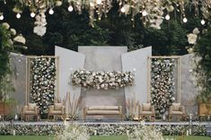 17 Modern Wedding Stage Design and Decor Inspirations You'll . Best Picture For wedding decorations hall For Your Taste You are looking for something, and it is going to tell you exactly what you ar Wedding Backdrop Design, Wedding Stage Design, Wedding Reception Backdrop, Reception Stage Decor, Wedding Venues, Wedding Mandap, Wedding Ideas, Indoor Wedding Decorations, Backdrop Decorations