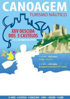 Noticias da Descida dos 3 Castelos 2010 | CLAC Entroncamento