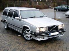 Volvo 740 Turbo Estate