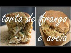 Torta De Frango, Aveia E Queijo Quark Saudável – *Joana Banana*