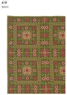 Gallery.ru / Фото #1 - μετρητ - ergoxeiro Cross Stitch Embroidery, Cross Stitch Patterns, Cross Stitch Flowers, Needlepoint, Pillows, Amp, Gallery, Table, Crossstitch