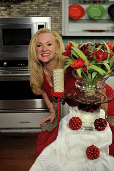 Hi friends! Visit my web site for recipes and kitchen tips. www.darcydiva.com