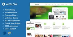 25  Best Responsive WordPress Business Themes 2015
