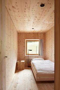 Philipp Baumhauer Architects Renovate a Swiss Hamlet | HomeDSGN