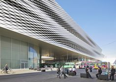 Messe Basel's Sleek New Exhibition Spaces