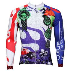 2016 ILPALADINO Man Cycling Clothing Ropa Ciclismo Long Sleeve Cycling  Jersey Bike Bicycle Top CC7036- 519478ce7