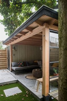 veranda-staal-raam-scandinavisch (2) #OutdoorsLiving
