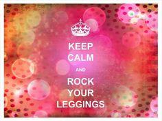 Gotta love buskin leggings! Shop at: www.mybuskins.com/#ChelseaT
