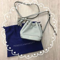 How cute is this Rebecca Minkoff crossbody bag!?!?  Only $35 at our Harwood a heights store!! http://ift.tt/2cqknnk - http://ift.tt/1HQJd81