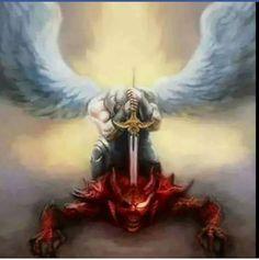 Google+ Jesus Is Lord, Jesus Christ, Bible Quotes, Bible Scriptures, Christian Warrior, Christian Art, Christian Inspiration, Trust God, Evil People