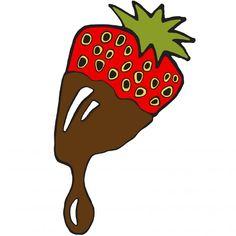 strawberry - Printed Village