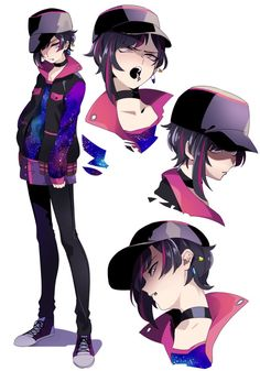 Chica Anime Manga, Kawaii Anime, Anime Art, Manga Art, Cool Anime Girl, Cute Anime Pics, Fanarts Anime, Anime Characters, Character Concept